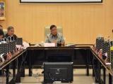 การประชุมคณะกรรมการบริหารงานกลุ่มจังหวัดแบบบูรณาการ (ก.บ.ก.) ครั้งที่ 5/2560 วันที่ 17 ตุลาคม 2560 เวลา 13.30 น. ณ ห้องประชุมปทุมวรราช ชั้น 4 ศาลากลางจังหวัดอุบลราชธานี